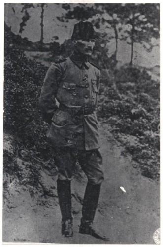 Anafartalar Grup Komutanı Albay Mustafa Kemal  Bu öyle alelâde bir taarruz değil, herkesin başarılı olmak veya ölmek azmiyle harekete hazır olduğu taarruzdur. Hattâ ben komutanlara şifahen verdiğim emirlerde şunu ilâve etmişimdir:  -