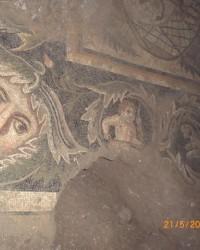 Kahramanmaraş Germenicia Antik Kenti Mozaikleri