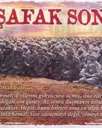 18 Mart 1915 - Çanakkale Destanı