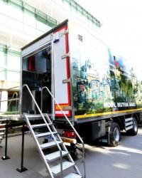 Kahramanmaraş Belediyesi Mobil Mutfak