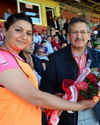 Kahramanmaraşspor-Sarıyer Maçı