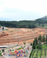 Başkan Poyraz Parkları İnceledi