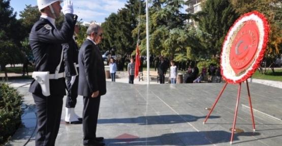 29 Ekim Cumhuriyet Bayramı Kırklareli'de Kutlanmaya Başlandı