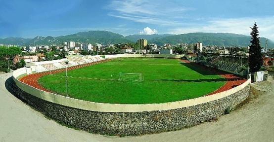 7 Ocak Stadyumu Revizyondan Geçti