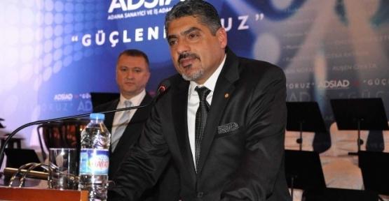 Adsiad Başkanı Sönmez: