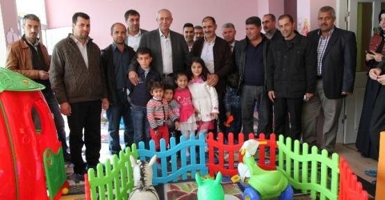 Ahlat'ta İlk Kez Özel Kreş Açıldı
