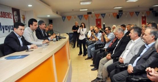 Ak Parti Genel Başkan Yardımcısı Türelden Kırcami Müjdesi