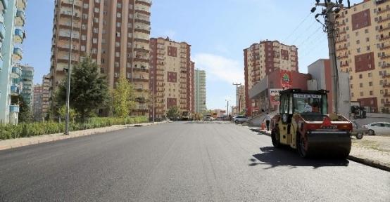 Anayurt Caddesi Yenilendi