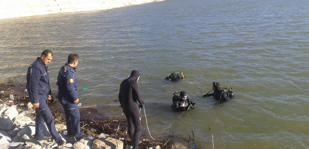 Andırın Kesikli Barajı'nda 2 Kişi Boğuldu