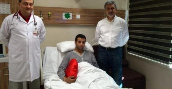 Aort Damarı Yırtılan Hastayı Doktorun Dikkati Kurtardı