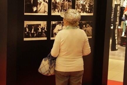 Avm'de Atatürk Fotoğrafları Sergisi