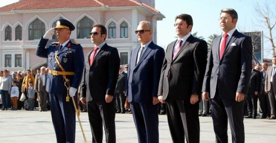 Bandırma'da 29 Ekim Kutlamaları Başladı