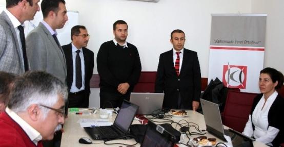 Bartın'da Nedcad Eğitim Projesi Sona Erdi