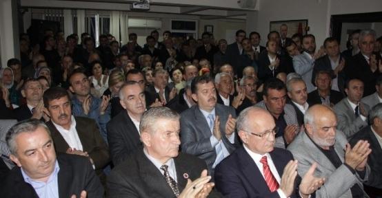 Başkan Alinur Aktaş, 3. Dönem İçin Adaylığını Açıkladı