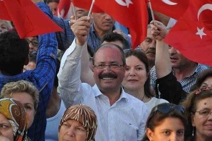 Başkan Altungün'den Cumhuriyet Bayramı Mesajı