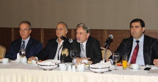 Başkan Karabağ'a Şoförlerden Destek