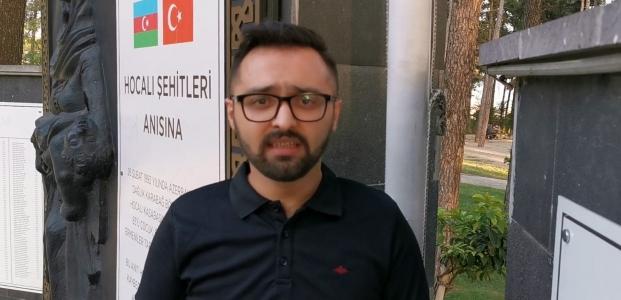Başkan Şahbazlı, Karabağ Ermenilerden Temizlenecektir