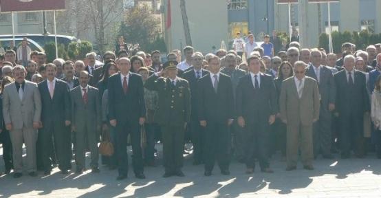 Bozüyük'te 29 Ekim Cumhuriyet Bayramı Kutlamaları