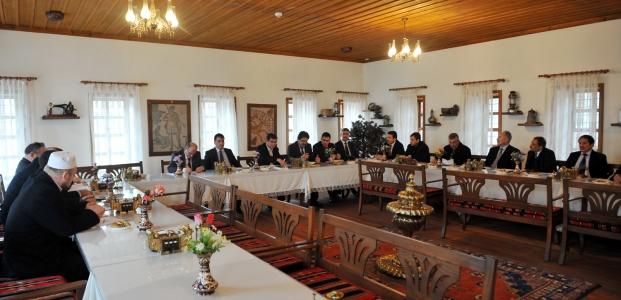 Çanakkale Toplantısı Katiphan'da