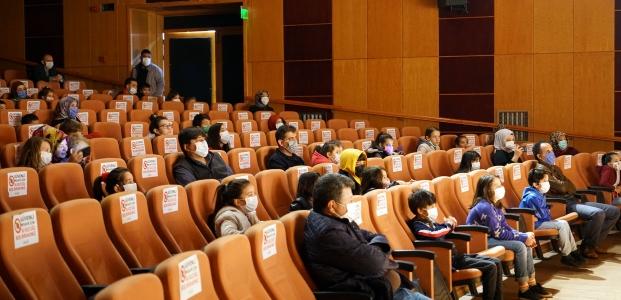 Çocuklar 'Çarpım Tablosu'nu Sevdi