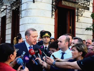 """Cumhurbaşkanı Erdoğan: 'Küba'ya Yönelik Yaptırımları İnsanî ve Vicdanî Açıdan Doğru Bulmuyoruz"""""""