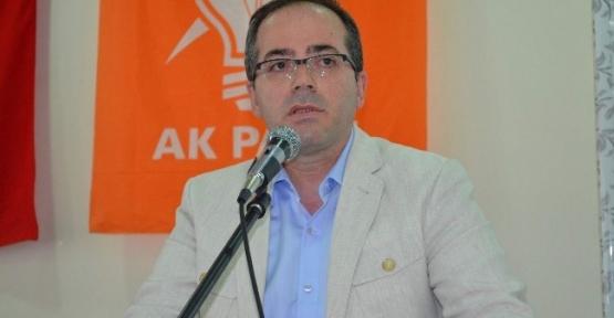 Diyarbakır'da Ak Parti'ye Aday Adaylık Başvuruları Devam Ediyor