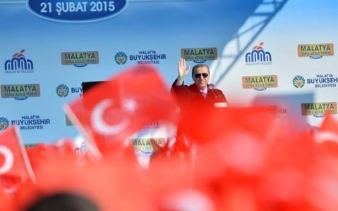 """Erdoğan: 'Dik Durduğumuz Sürece, Bu Ülkede Her Daim Hak Hakim Olacaktır"""""""