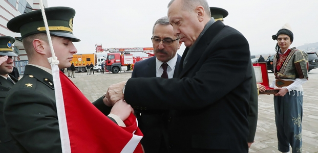 """Erdoğan: 'Kahramanmaraş'ın Gurur Günü"""""""