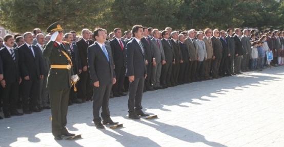 Erzincan'da Cumhuriyet Bayramı Etkinlikleri