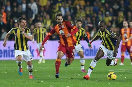 Fenerbahçe 1-0 Galatasaray