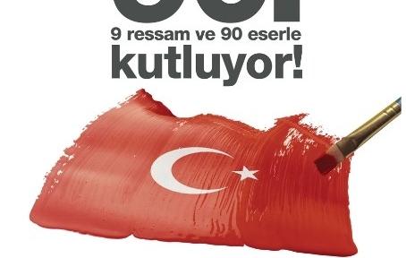 Forum Trabzon'dan Cumhuriyet'in 90. Yılına Özel Sergi