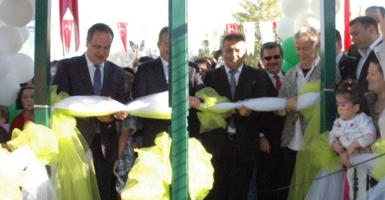 Giresun'da Hayvanat Bahçesi Açıldı