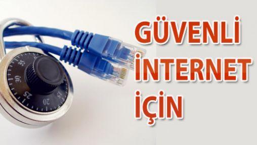 Güvenlik İnternet İçin Bilmeniz Gereken 10 Altın kural