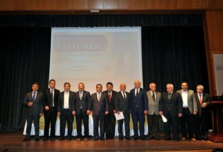 Hayati Vasfi Taşyürek Paneli Düzenlendi