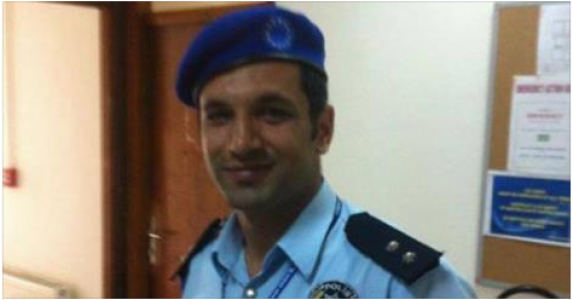 Igdır'da şehit olan polislerden Göksun'lu Başkomiser Mehmet PARLAK
