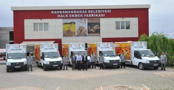 İl Gıda Tarım ve Hayvancılık Müdürlüğü Halk Ekmek Tesislerinde İnceleme