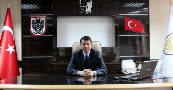 İl Özel İdaresi Genel Sekreteri Ayhan'dan 29 Ekim Cumhuriyet Bayramı Mesajı