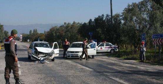 İznik'te Kaza: 1 Yaralı