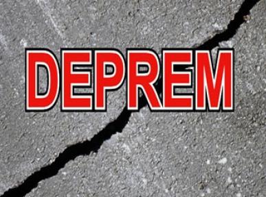 Kadirli'de 3.9 Büyüklüğünde Deprem