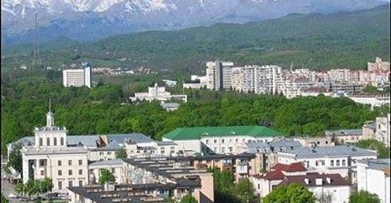 Kahramanmaraş'a Kabartay'dan Kardeş Şehir