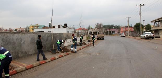 Kavlaklı Ve Ceyhan Mahallelerine Çevre Düzenlemesi