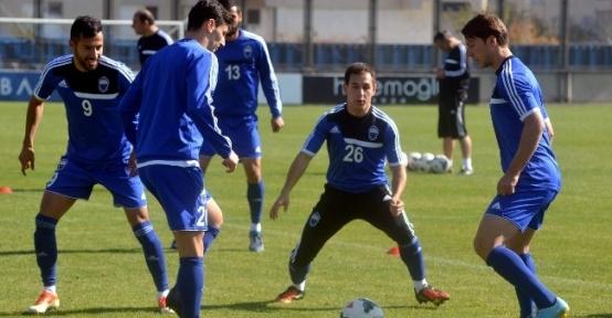 Kayseri Erciyesspor, Kasımpaşa Maçı Hazırlıkları Sürdürüyor
