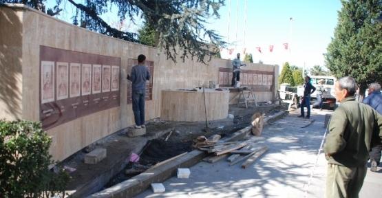 Kdz. Ereğli'de Belediye Başkanlarının Kaideleri Yapılıyor
