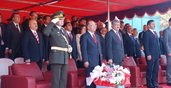 Kırıkkale'de 29 Ekim Kutlamaları