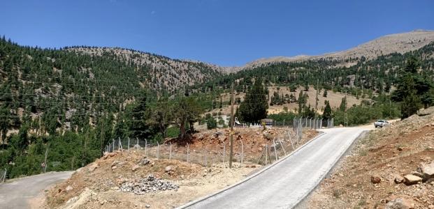 KMBB'den Kale Mahallesine kilit parke
