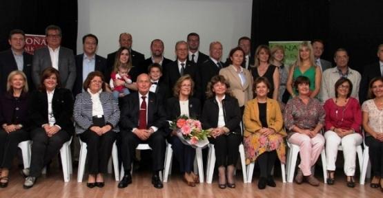 Konak Belediyesi Ustaya Saygı Etkinliği'nin Konuğu Kemal Baysak: