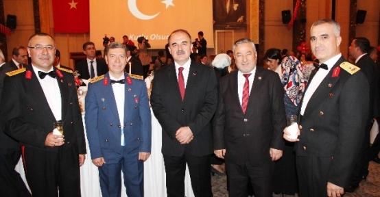 Konya'da Cumhuriyet Bayramı Kokteyli