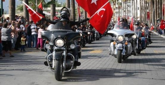 Marmaris'te Cumhuriyet Bayramı Kutlamaları