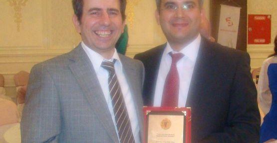 Necip Fazıl Şehir Hastanesi Kardiyoloji Bölümüne Ödül