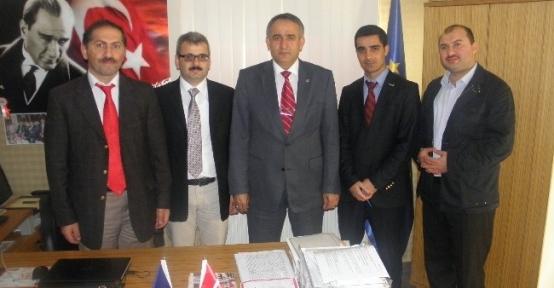 Of İş Adamları Derneğinden Trabzon Tkdk'ya Ziyaret